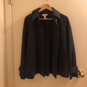 H&M Navy Jacket